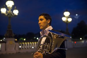 Bastien Baumet, euphonium