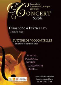 Concert Sorède @ Salle des fêtes